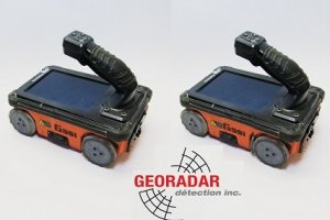 Ground penetrating radar (high resolution)