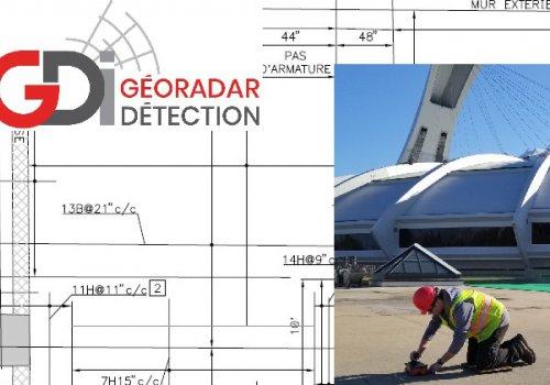 Concrete scanning - concrete structure assesment